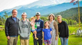Family group shot